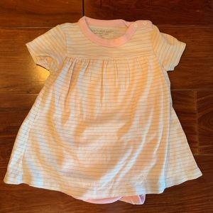 Burt's Bees Baby Organic Cotton Onesie Dress